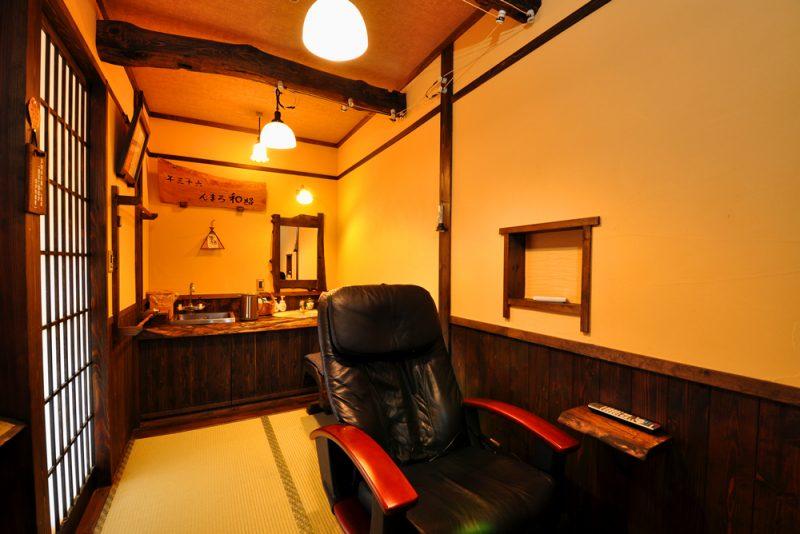 昭和ロマンの客室